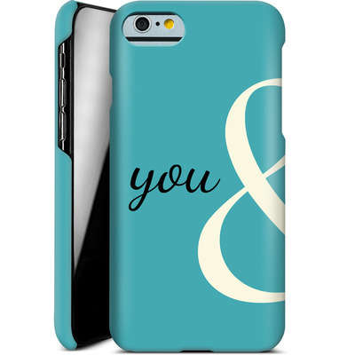 Apple iPhone 6s Smartphone Huelle - You And von caseable Designs