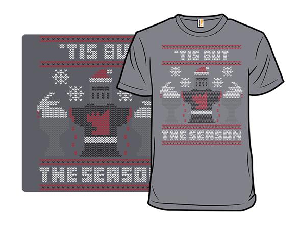 Tis But The Season T Shirt