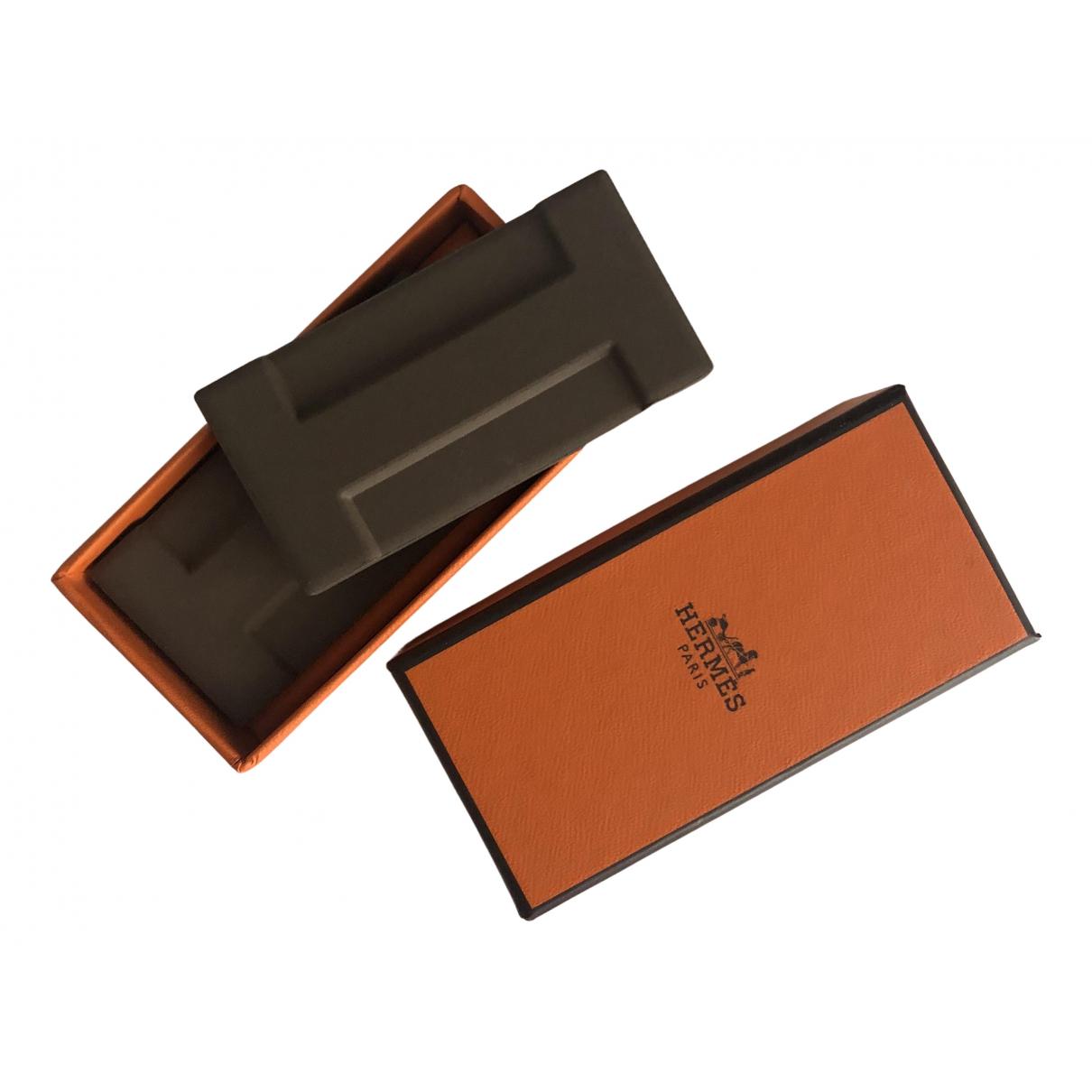 Hermes - Objets & Deco   pour lifestyle - marron
