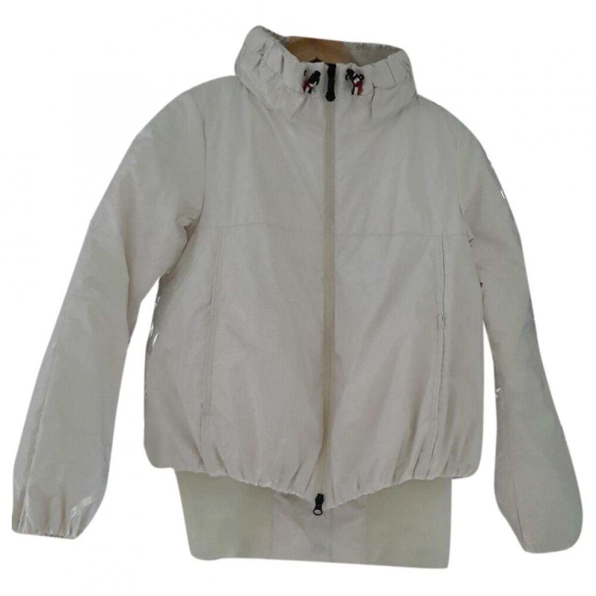 Moncler \N White jacket for Women XS International