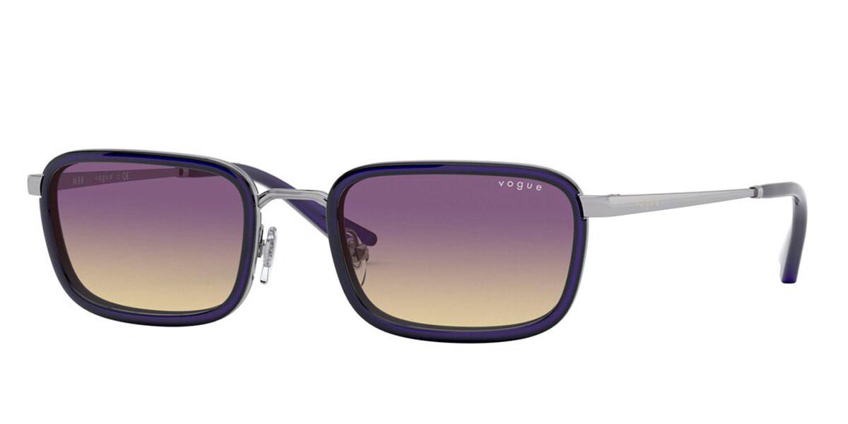 Vogue Eyewear VO4166S 548/70 Women's Sunglasses Violet Size 47