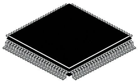 Infineon XMC4300F100K256AAXQMA1 ARM Cortex M4 Microcontroller, XMC4300, 144MHz, 256 kB Flash, 100-Pin LFQFP