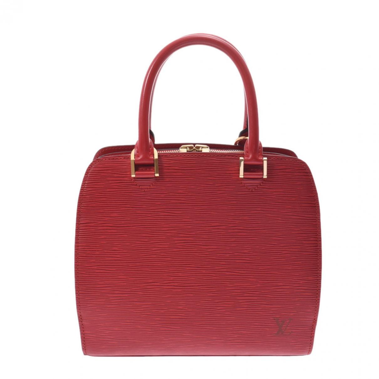 Bolso  Pont Neuf Vintage  de Cuero Louis Vuitton
