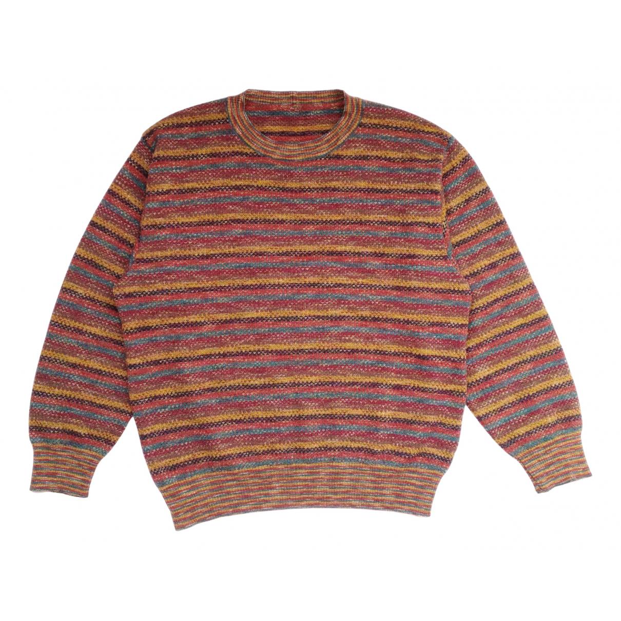Missoni N Multicolour Wool Knitwear & Sweatshirts for Men 50 IT