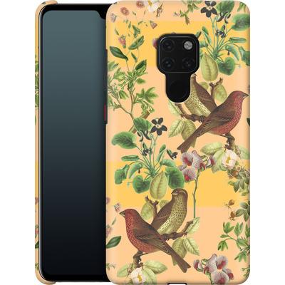 Huawei Mate 20 Smartphone Huelle - Vintage Botanic von Zala Farah
