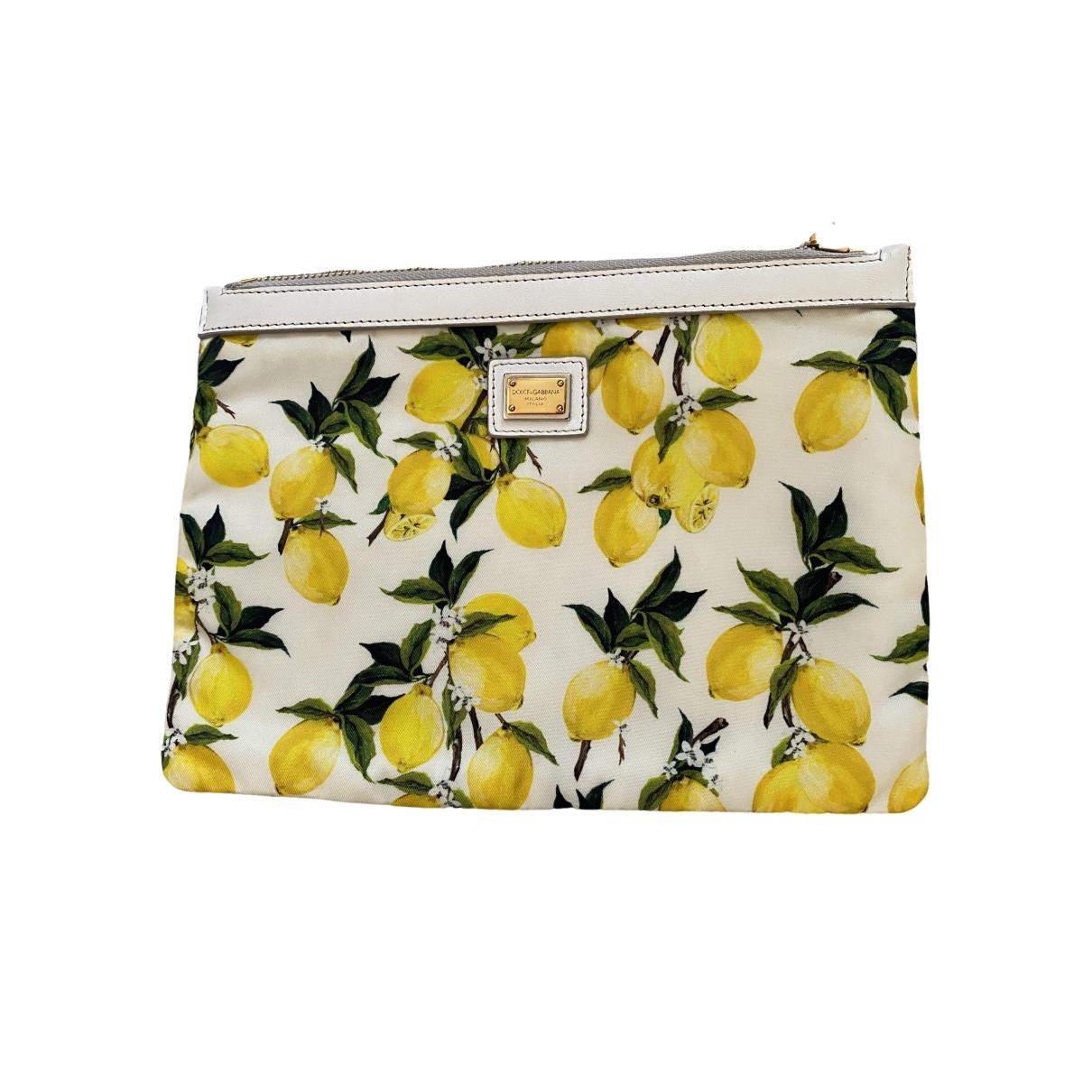 Dolce & Gabbana \N Multicolour Cloth Clutch bag for Women \N