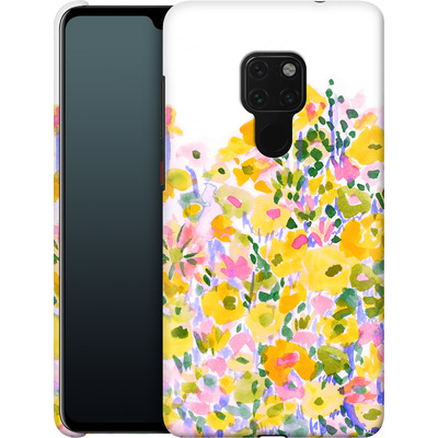 Huawei Mate 20 Smartphone Huelle - Flower Fields Sunshine von Amy Sia