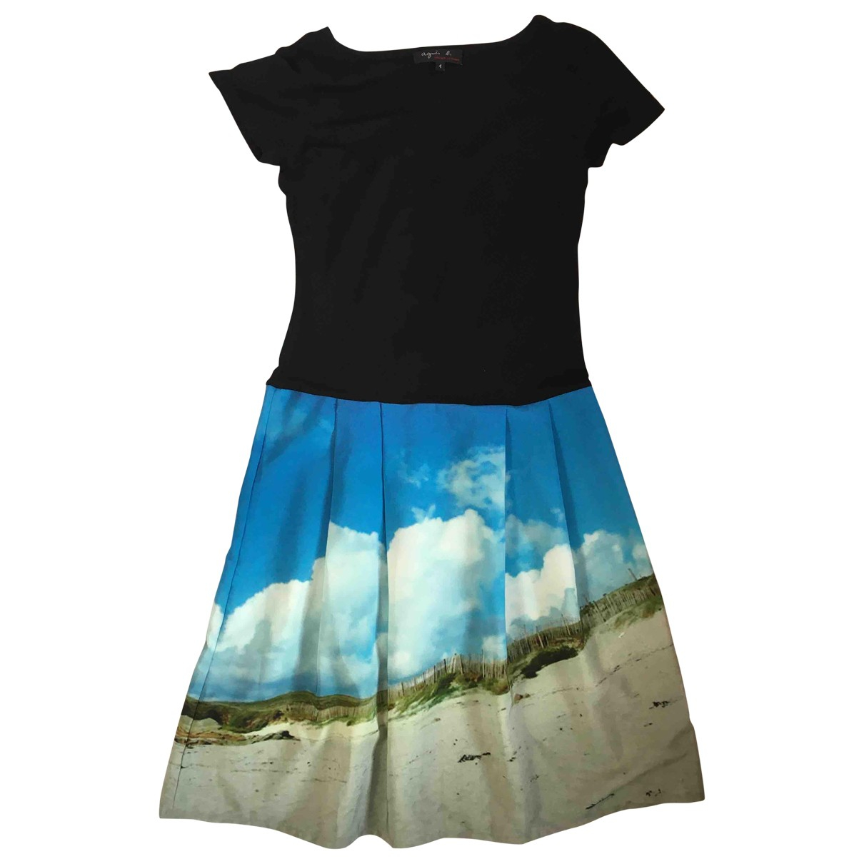 Agnès B. \N Black dress for Women 1 0-5