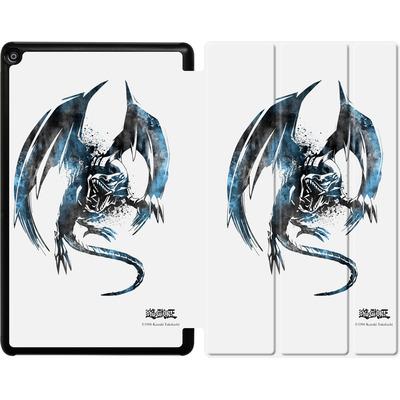 Amazon Fire HD 10 (2018) Tablet Smart Case - Blue-Eyes White Dragon von Yu-Gi-Oh!