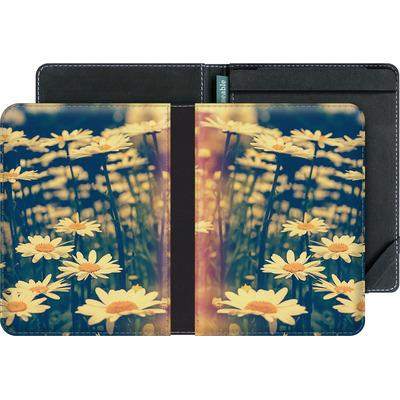 tolino vision 4 HD eBook Reader Huelle - Vintage Daisies von Joy StClaire