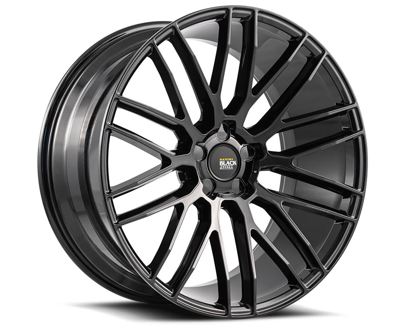 Savini BM13-22105512G3679 di Forza Gloss Black BM13 Wheel 22x10.5 5x112 36mm