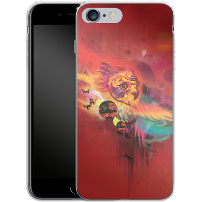 Apple iPhone 6s Plus Silikon Handyhuelle - Uncaged von Mat Miller