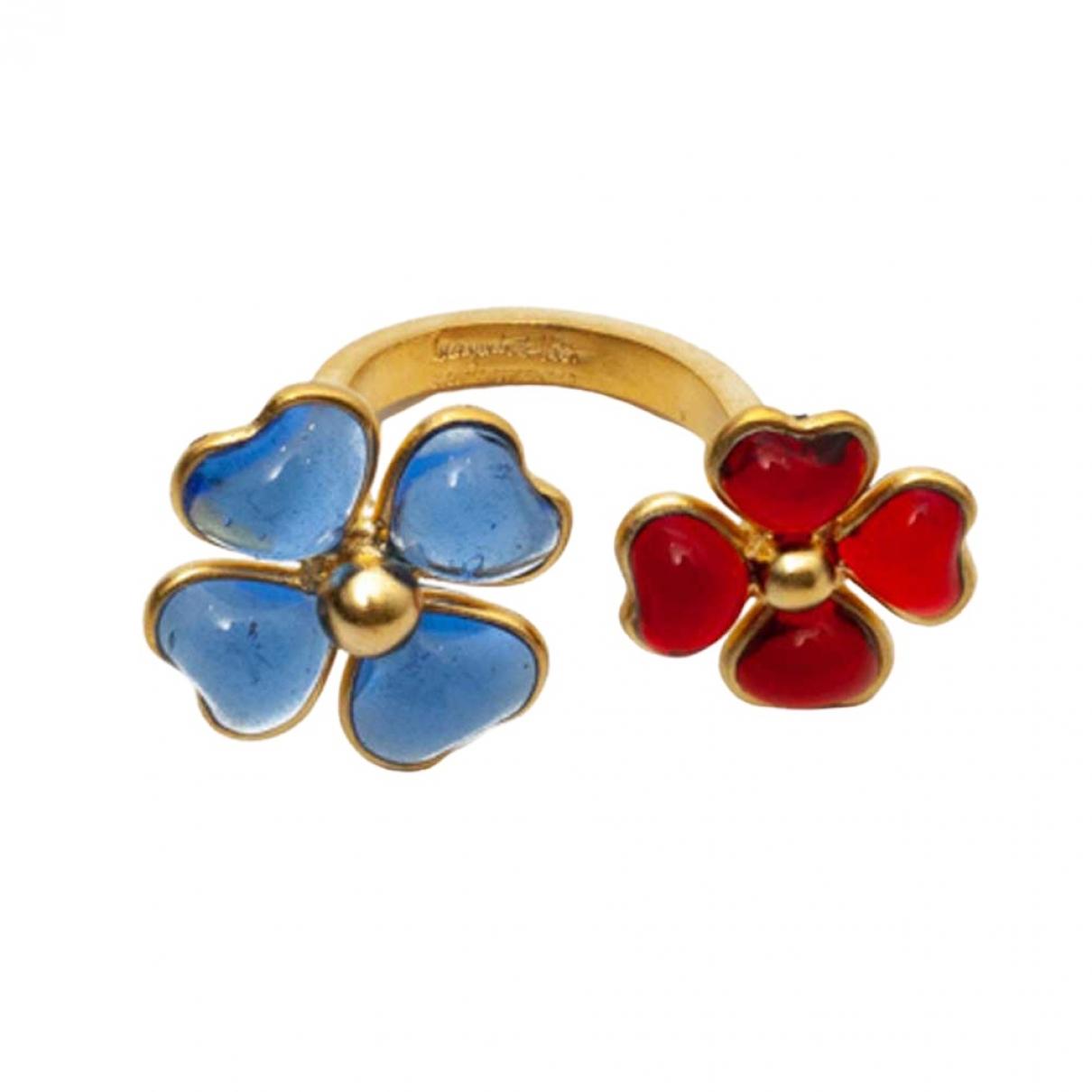 Marguerite De Valois \N Ring in  Gold Metall