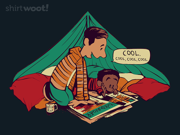 Troy And Abed's Dope Adventures T Shirt