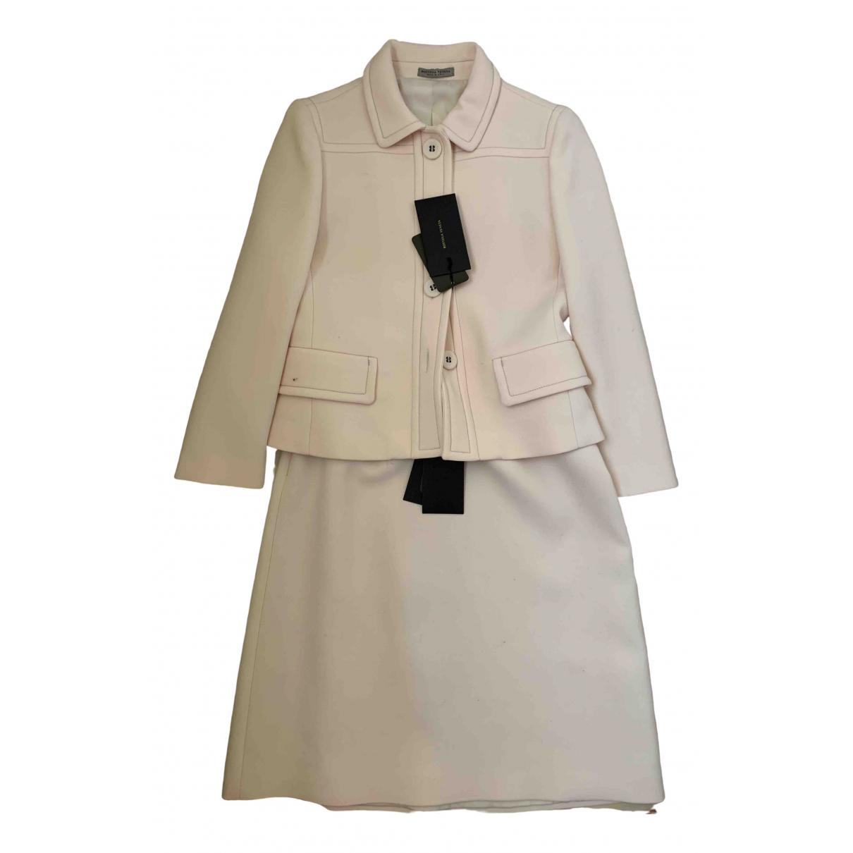 Bottega Veneta \N Pink Wool jacket for Women 38 IT