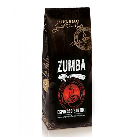 """Kaffeebohnen Supremo Kaffeerosterei """"ZUMBA ESPRESSO"""", 250 g"""