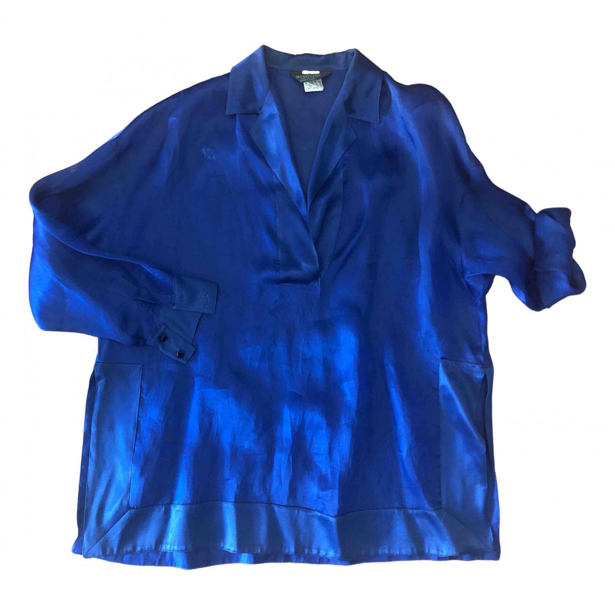 Camisa de Seda Sport Max