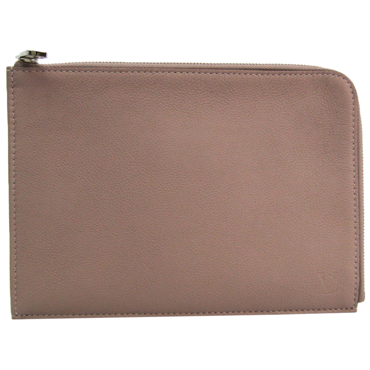 Louis Vuitton N Beige Leather Clutch bag for Women N