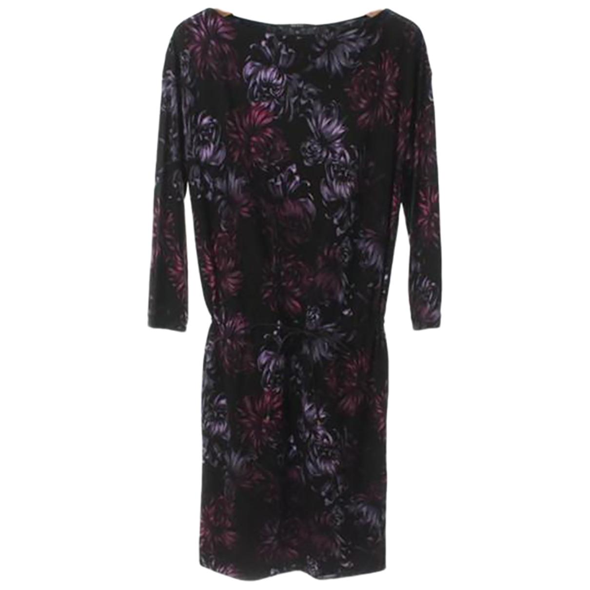 Gucci - Robe   pour femme en lin - noir