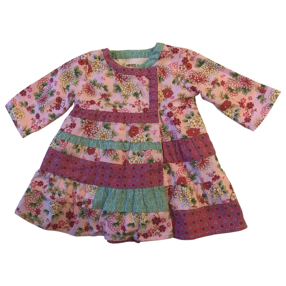 Kenzo \N Multicolour Cotton dress for Kids 3 months - until 24 inches UK