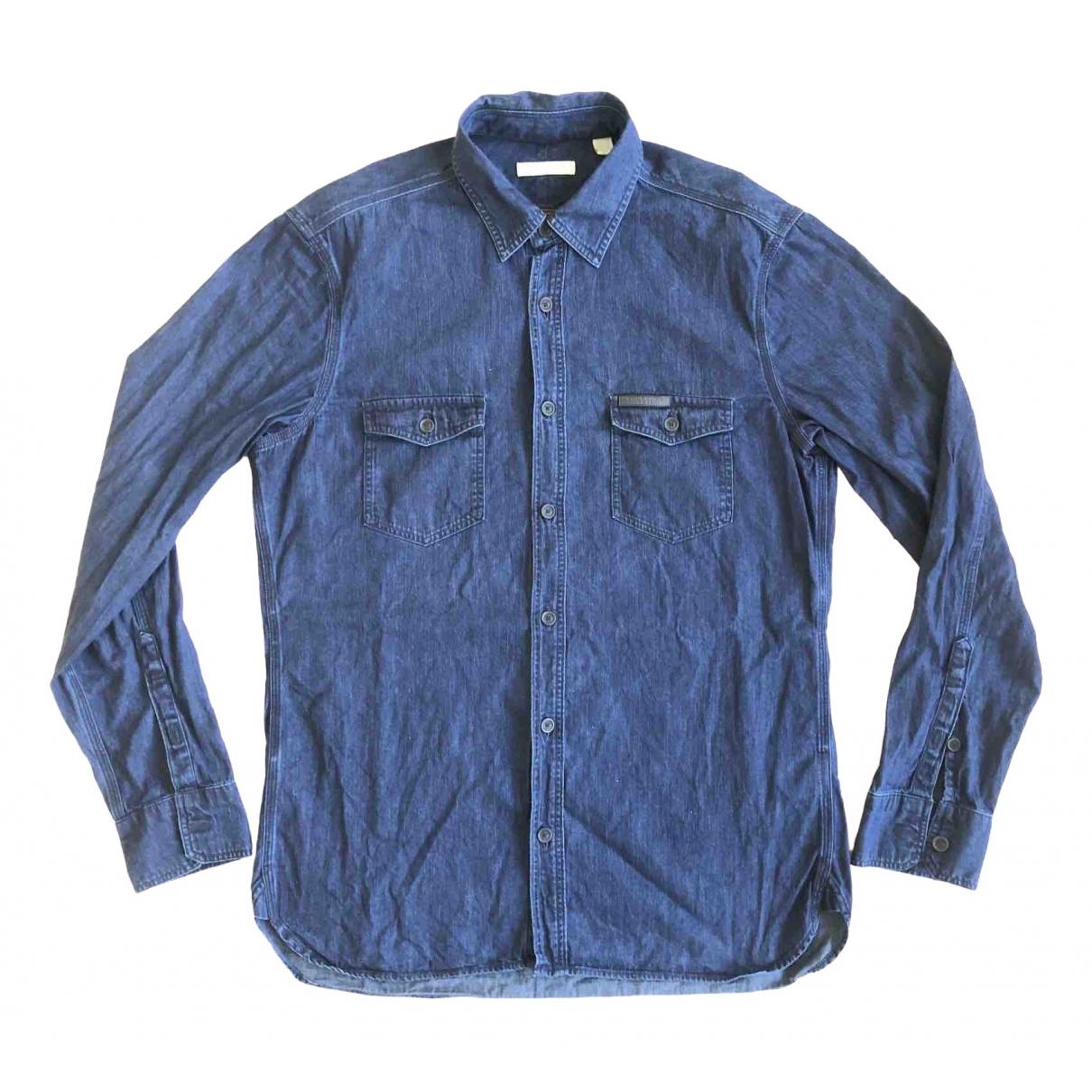 Camisas Burberry