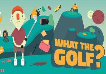 WHAT THE GOLF? Steam Altergift