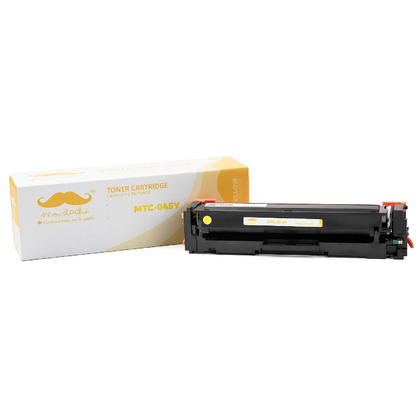 Compatible Canon ImageClass LBP611CN Yellow Toner Cartridge