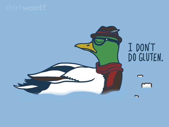 Super Trendy Duck T Shirt