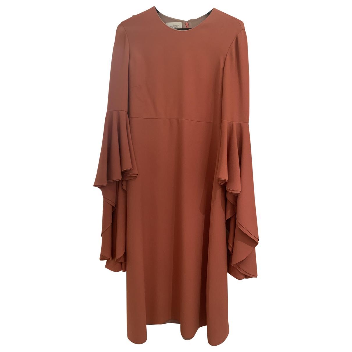 Giambattista Valli \N Pink dress for Women 42 IT