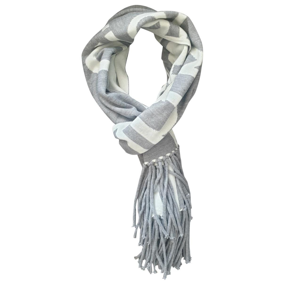 Calvin Klein \N Grey scarf for Women \N