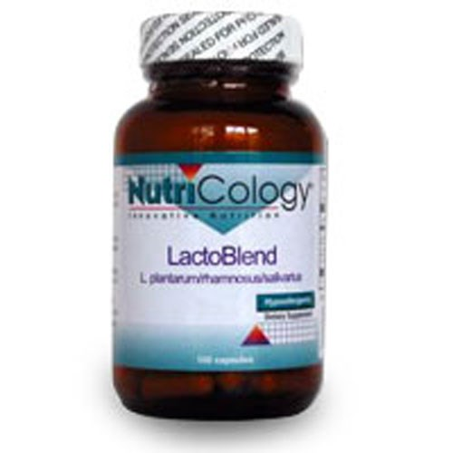 LactoBlend 100 VCaps by Nutricology/ Allergy Research Group
