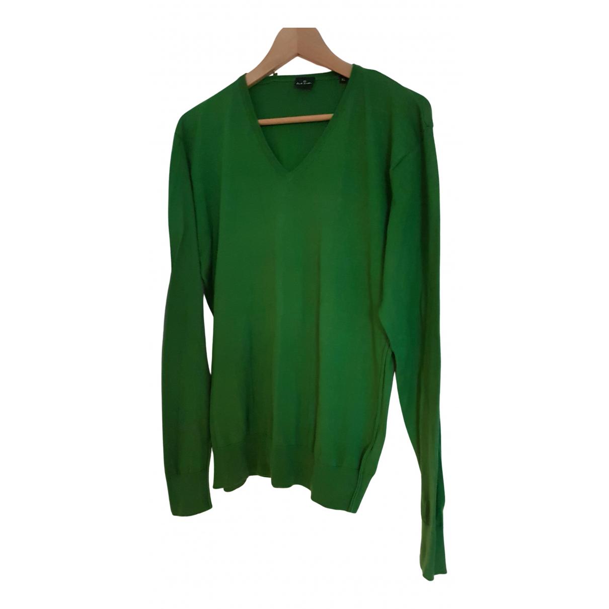 Paul Smith N Green Cotton Knitwear & Sweatshirts for Men XL International