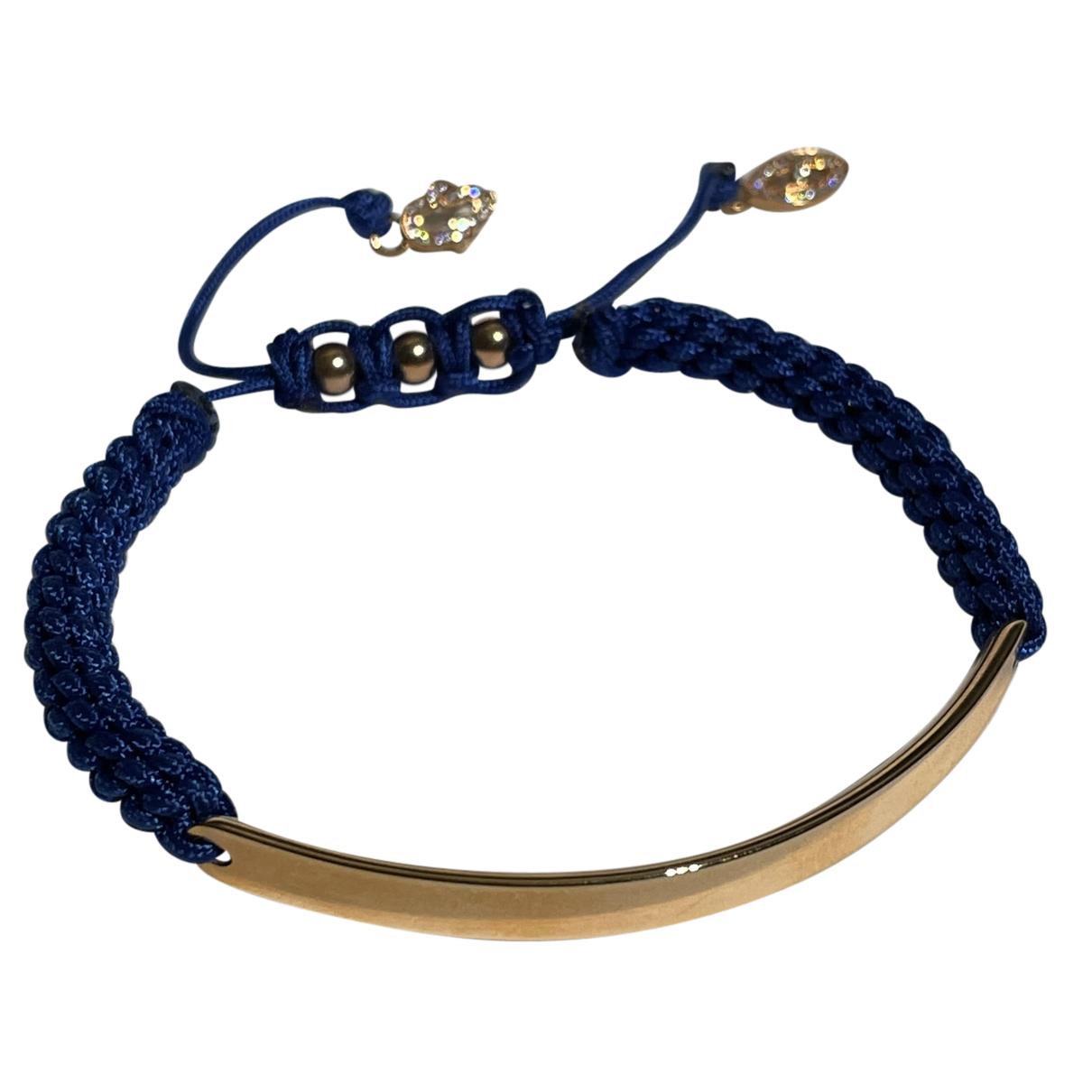 Thomas Sabo - Bracelet   pour femme en autre - bleu