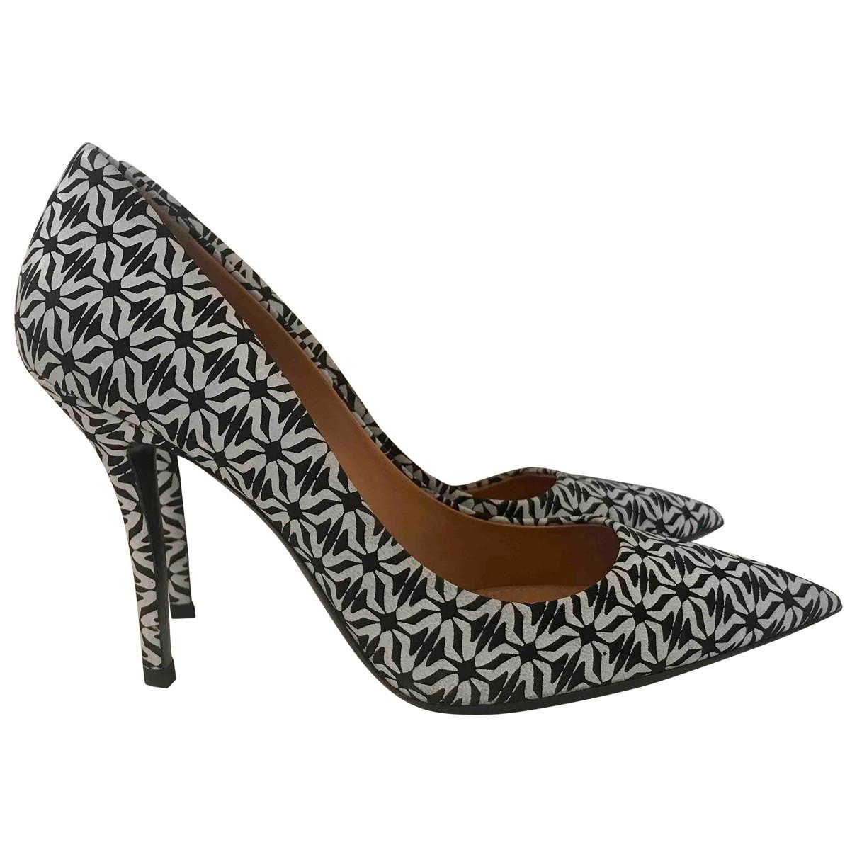 Bally \N Black Leather Heels for Women 40 EU