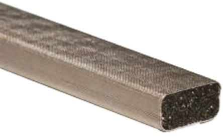 MTC DRE15x4NI-N6V0-1000, Shielding Tape of Nickel Copper Alloy, PUR With Tape 1m x 15mm x 4mm