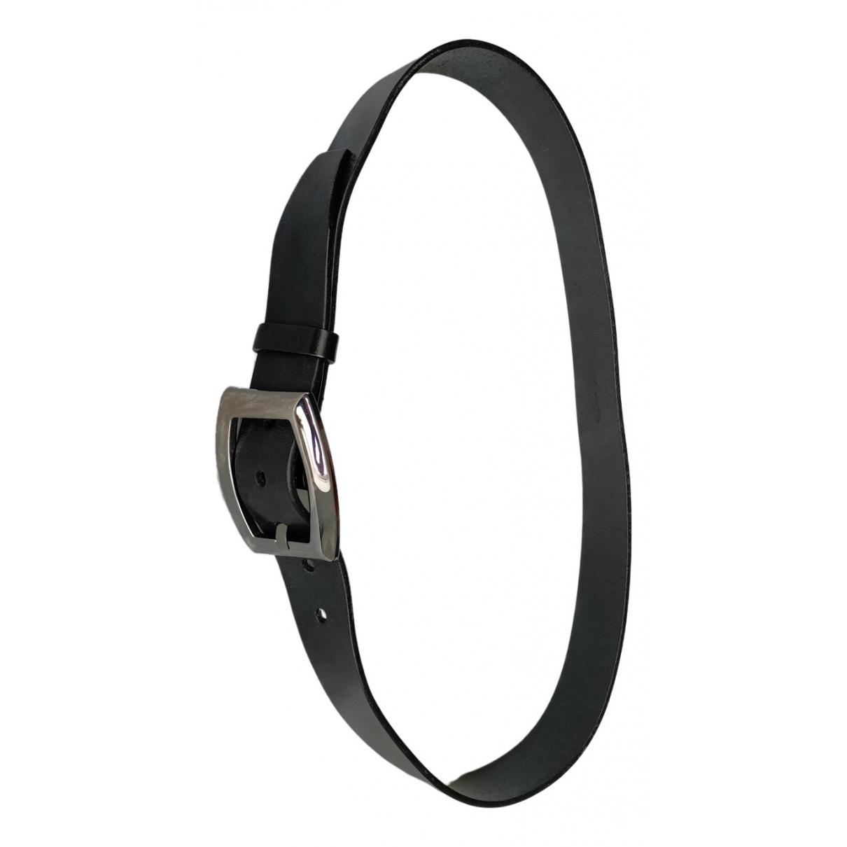 Cinturon de Cuero D&g