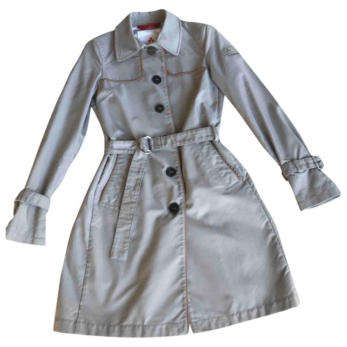 Peuterey \N Trench in Polyester