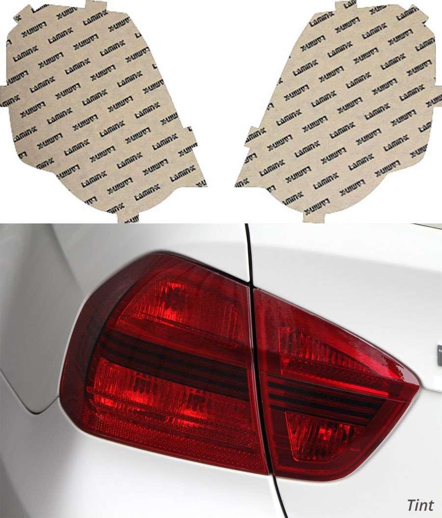 Pontiac G3 09-10 Tint Tail Light Covers Lamin-X PT209T