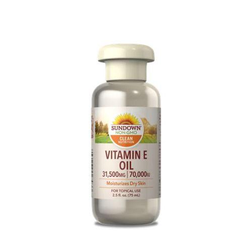 Sundown Naturals Vitamin E Oil 12 X 2.5 Oz by Sundown Naturals