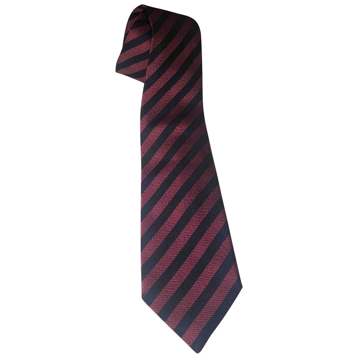 Celine \N Krawatten in  Bunt Seide