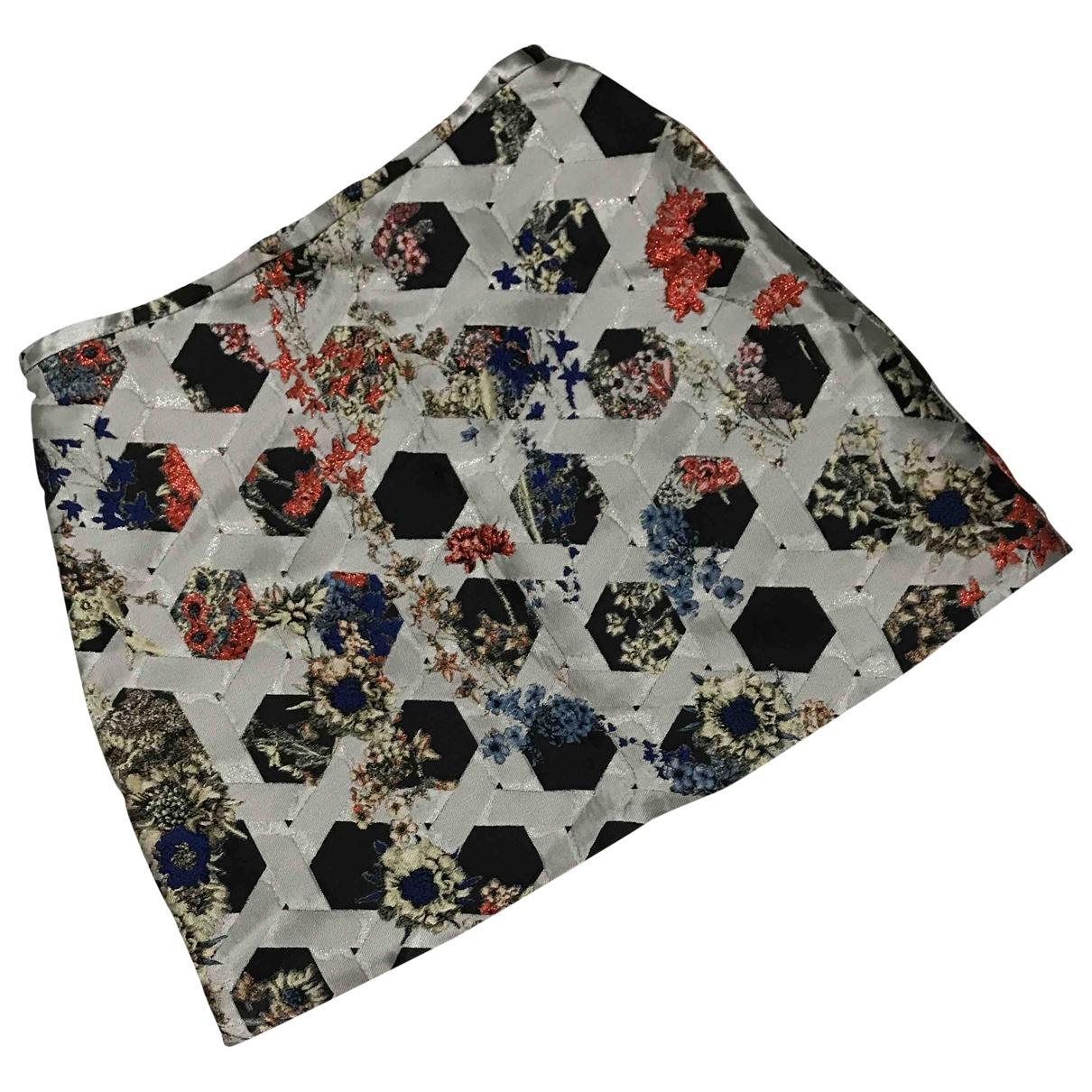 Mulberry \N Multicolour skirt for Women 8 UK