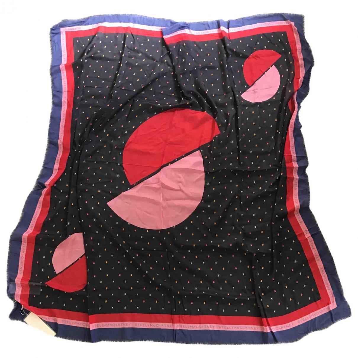 Stella Mccartney - Foulard   pour femme en soie