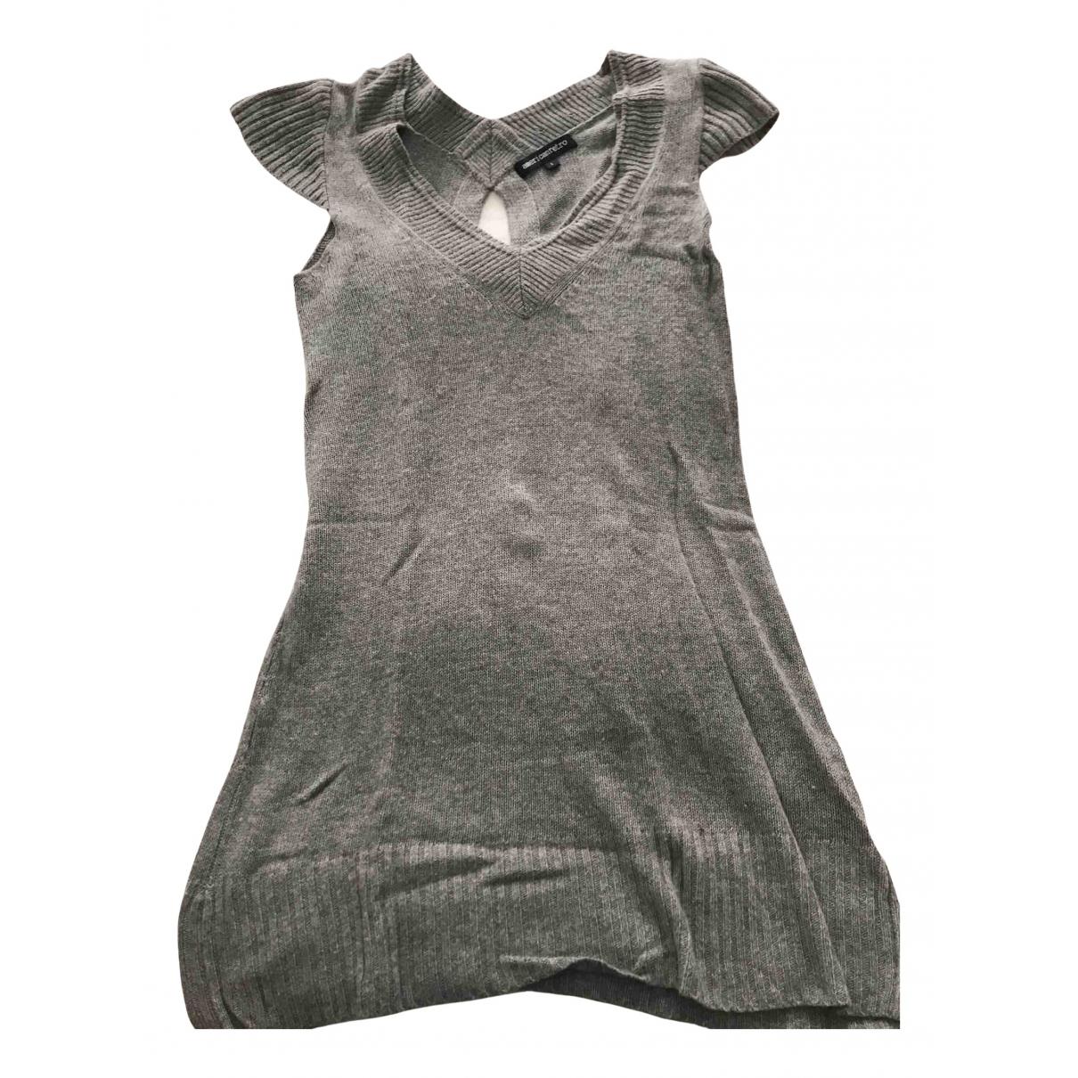 American Retro - Robe   pour femme - gris