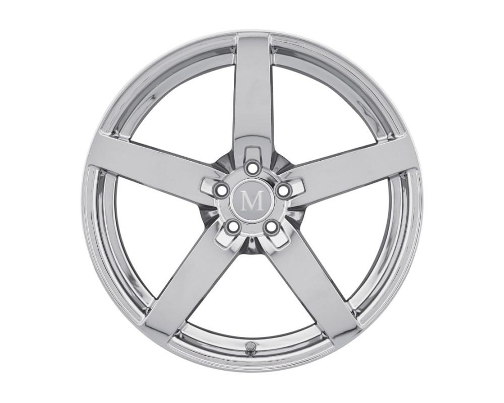 Mandrus Arrow Wheel 17x8 5x112 42mm Chrome