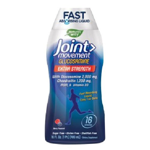 Joint Movement Glucosamine Berry 16 Oz by Nature's Way
