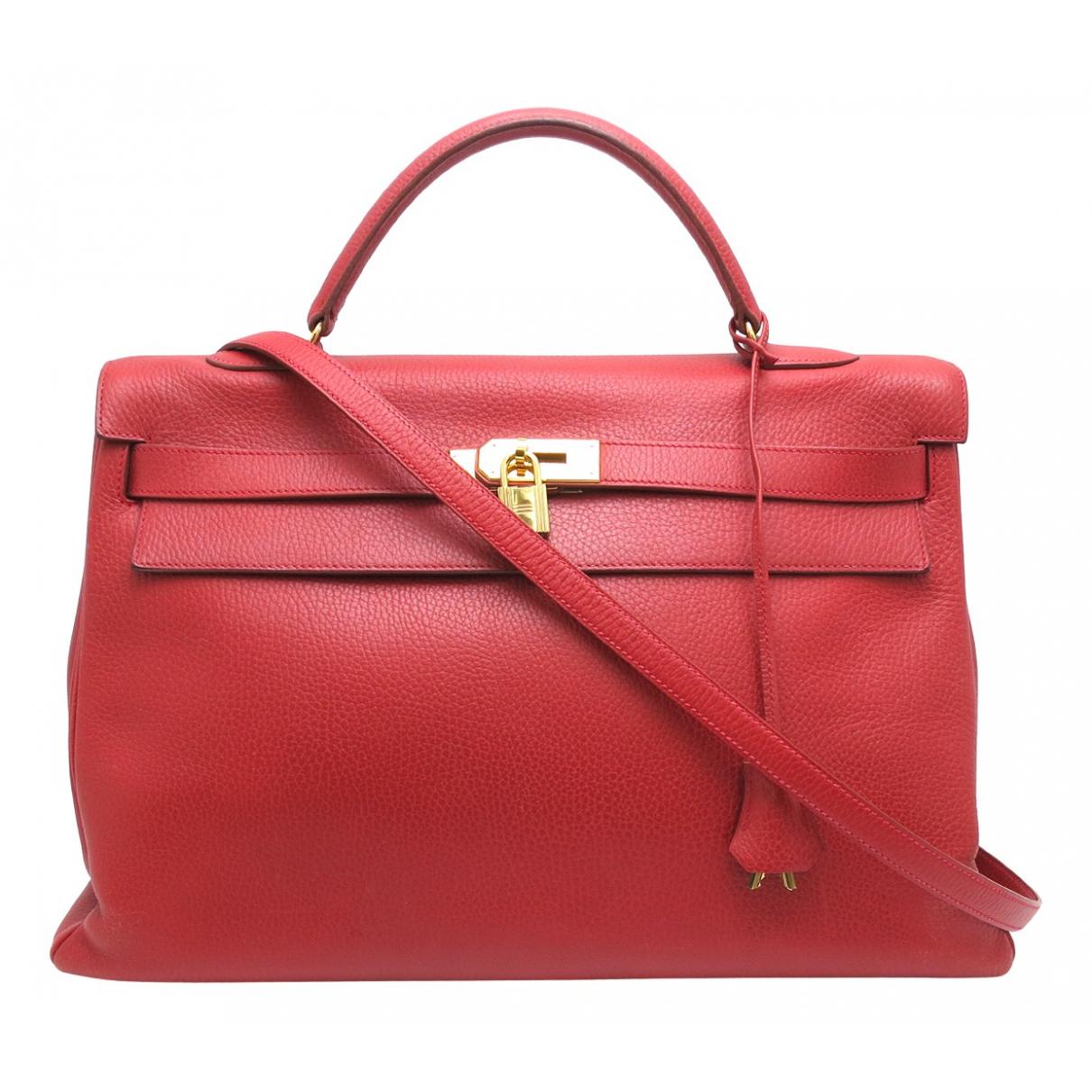 Hermes Kelly 40 Handtasche in Leder