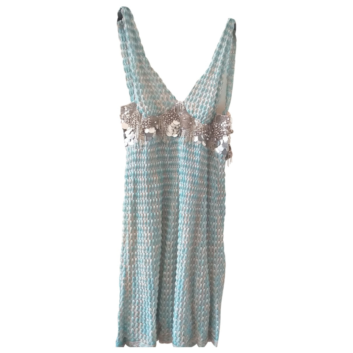 Missoni \N Turquoise dress for Women 40 IT