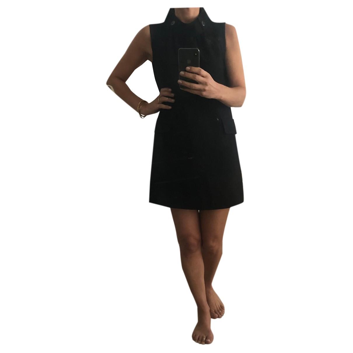 Natan \N Kleid in  Schwarz Wolle