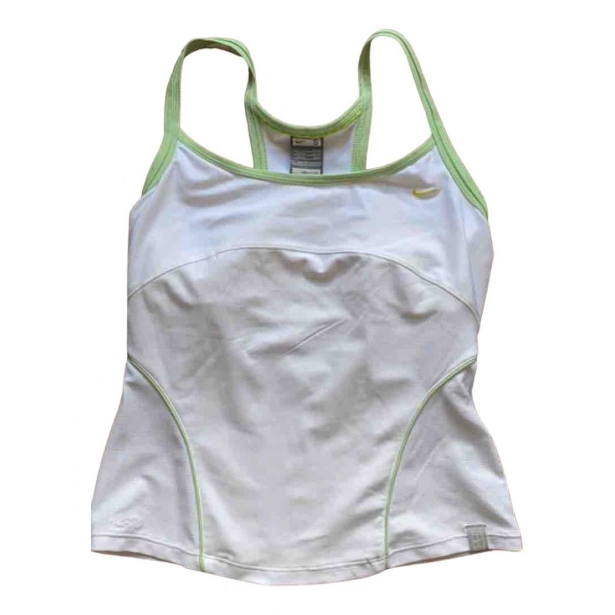 Nike N White  top for Women 36 FR