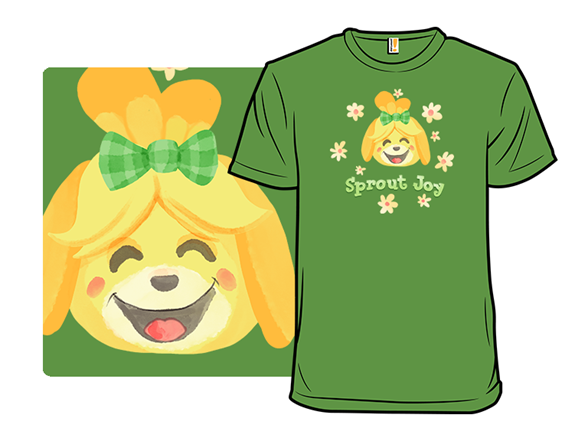 Sprout Joy T Shirt
